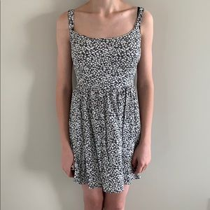 Garage Floral Print Dress.